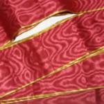 Moire ribbon